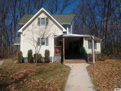 Jackson MI Single Family Home For Sale: $295,000