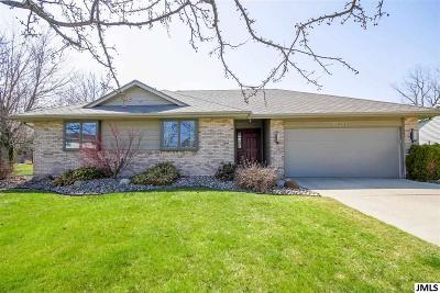 Jackson Single Family Home For Sale: 5258 N Boulder