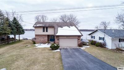 Brooklyn MI Single Family Home Active - First Right Rfsl: $424,900