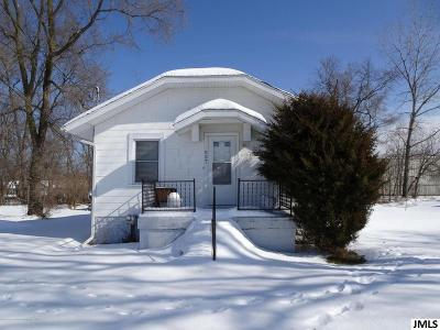 Jackson Single Family Home For Sale: 527 20th St
