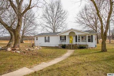 Jackson Single Family Home For Sale: 3230 Hatch