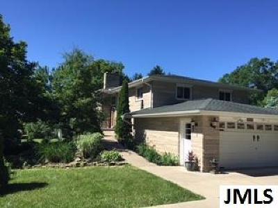 Spring Arbor Single Family Home For Sale: 5515 McCain Rd