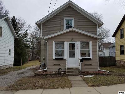 Jackson Single Family Home For Sale: 1407 E North St