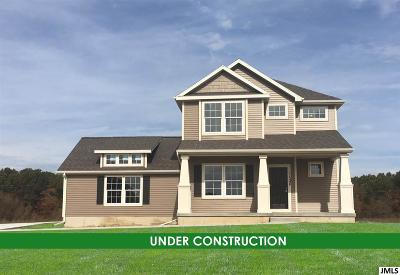 Single Family Home For Sale: 2808 Prairie Ridge