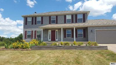 Leslie Single Family Home Contingent - Financing: 4237 Race Rd