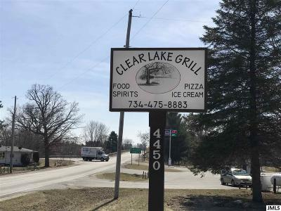 Jackson County Business Opportunity For Sale: 4450 Clear Lake Rd