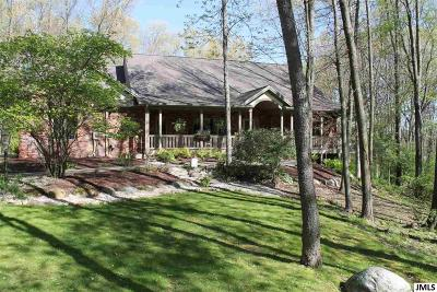 Jackson Single Family Home For Sale: 4884 Mill Run