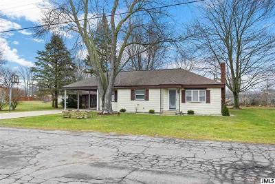 Jackson MI Single Family Home Contingent: $119,900