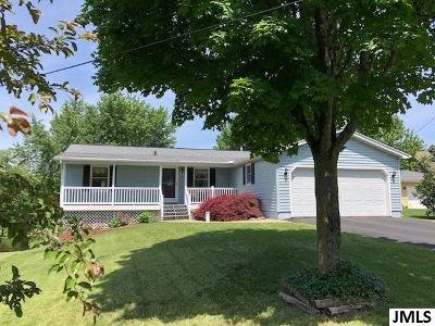 Cement City MI Single Family Home For Sale: $299,900
