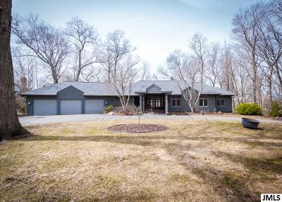 Jackson Single Family Home For Sale: 5050 Stone Oak