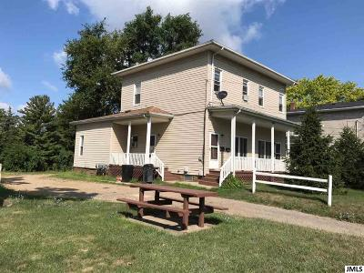 Jackson Multi Family Home For Sale: 504 N State St
