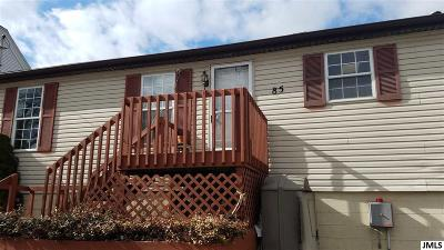 Jackson MI Single Family Home For Sale: $159,900