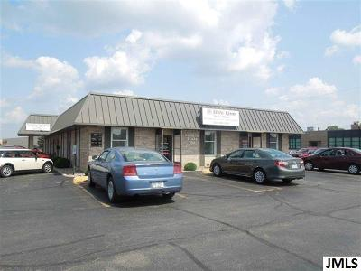 Jackson County Commercial/Industrial For Sale: 954 W Monroe St