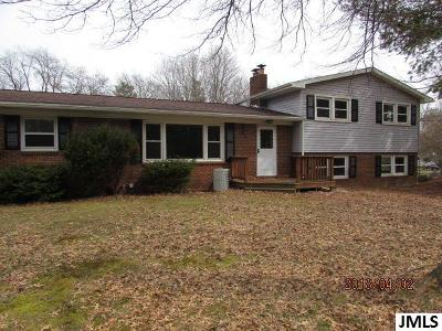 Spring Arbor Single Family Home Contingent - Financing: 3131 Earl Dr