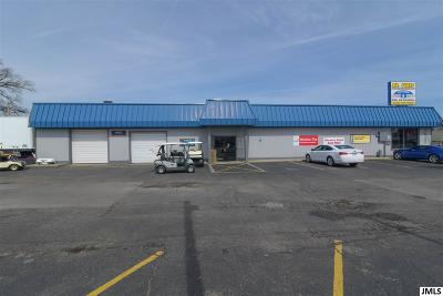 Jackson County Commercial/Industrial Contingent: 1512 N West Ave