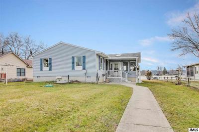 Single Family Home For Sale: 252 Pinehill Lake Rd