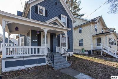 Jackson MI Single Family Home For Sale: $57,000
