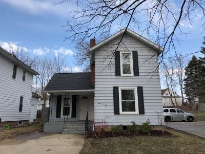 Jackson Single Family Home For Sale: 606 Edgewood