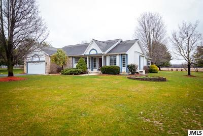Single Family Home For Sale: 8865 McCain Rd