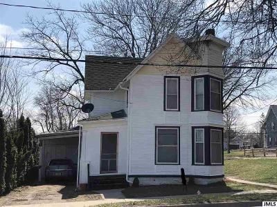 Jackson MI Multi Family Home For Sale: $36,900