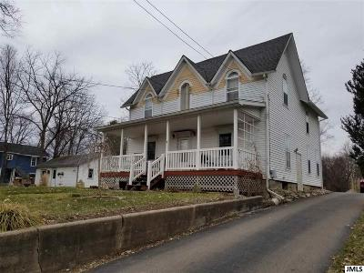 Single Family Home For Sale: 215 W Center St