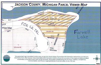 Residential Lots & Land For Sale: Unit 6 Fox Lake Trail