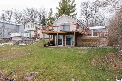 Manitou Beach MI Single Family Home For Sale: $308,900