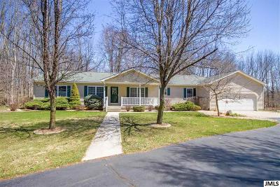 Single Family Home For Sale: 4711 Blackman Rd