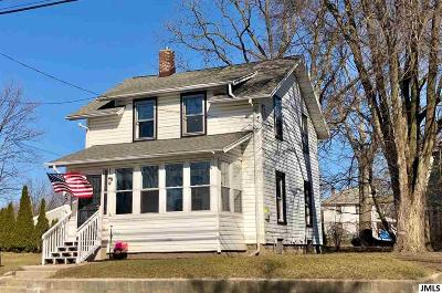 Jackson Single Family Home For Sale: 507 N Waterloo St