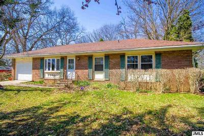 Jackson Single Family Home For Sale: 3398 Dresden