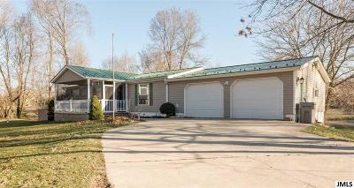 Single Family Home For Sale: 3253 S Crestview Dr