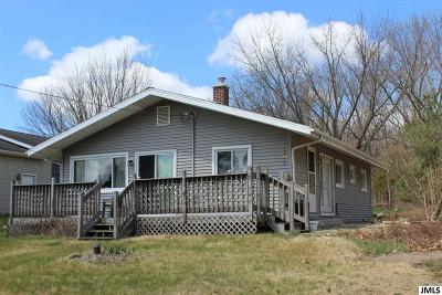 Brooklyn Single Family Home For Sale: 10674 Wesch Rd