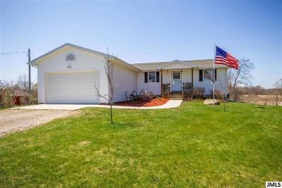 Parma Single Family Home Active - First Right Rfsl: 4020 N Dearing Rd