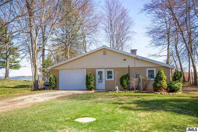 Grass Lake Single Family Home Contingent - Financing: 405 Goose Lake