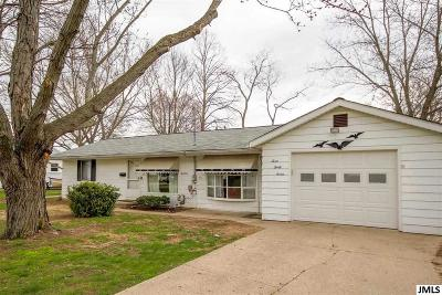 Michigan Center Single Family Home Contingent - Financing: 337 Barron