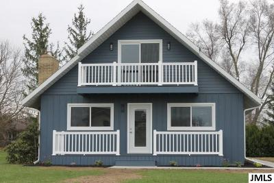 Brooklyn Single Family Home Contingent - Financing: 195 Southern Shores Dr