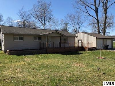 Rives Junction Single Family Home Contingent - Financing: 10054 Churchill