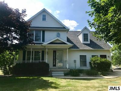 Onsted MI Single Family Home For Sale: $379,900