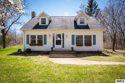 Jackson MI Single Family Home For Sale: $224,900