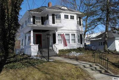 Single Family Home For Sale: 1210 W Washington Ave