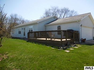 Michigan Center Single Family Home Contingent - Financing: 208 Cedar