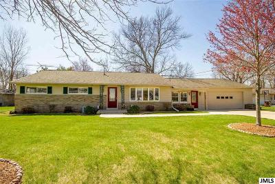 Michigan Center Single Family Home Contingent - Financing: 350 Cedar