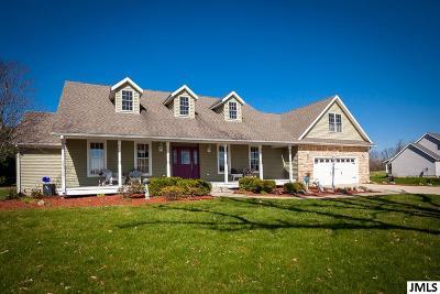 Single Family Home For Sale: 10412 Hankerd