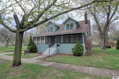 Jackson Single Family Home For Sale: 1242 Fourth St