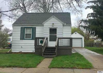 Single Family Home Contingent - Financing: 762 Elmwood