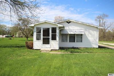 Michigan Center Single Family Home Contingent - Financing: 128 E Grove St