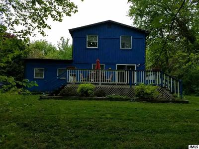 Single Family Home For Sale: 110 Carefree Dr