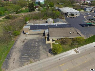 Jackson MI Commercial/Industrial For Sale: $330,000