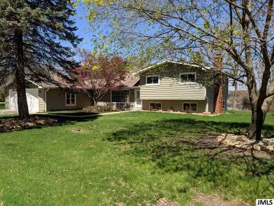 Single Family Home For Sale: 4411 Bonnymede Ln