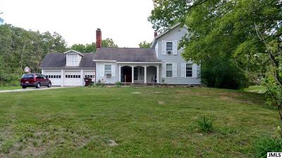 Single Family Home For Sale: 5440 S Meridian Rd